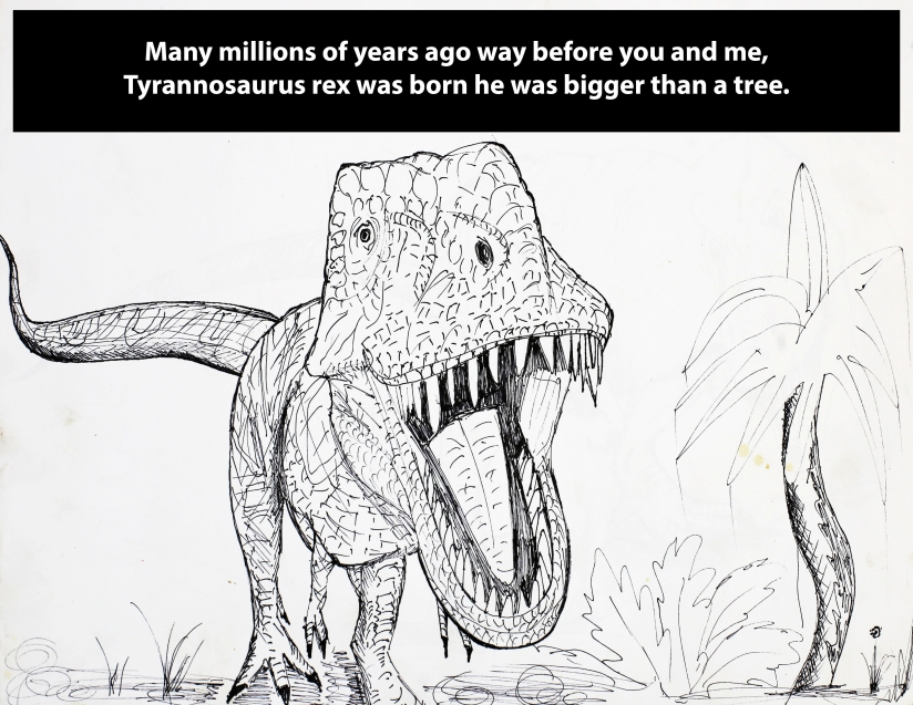 Many Millions of Years Ago