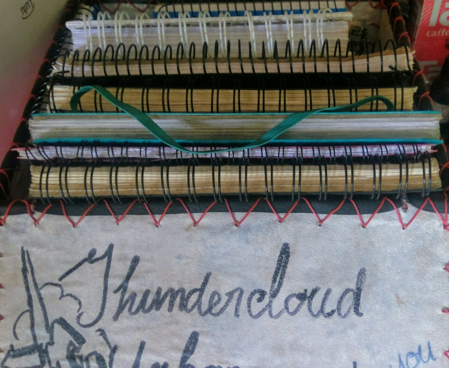 thundercloud notebooks