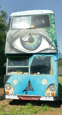 Eye of Atlantis the 1971 Leyland Atlantean