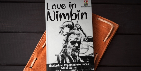 Love in Nimbin by Thundercloud Repairian Love and Infinity in Nimbin for all eternity and for our corroborees of song and stories of our dreamings