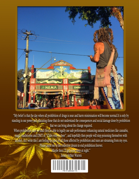 Poetry to End Prohibition The voice of the tawny frogmouth 420 2020 edition